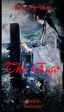 The Ego - Cover depan